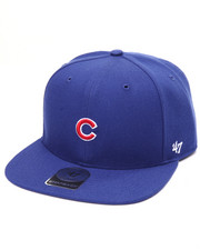 Men - Chicago Cubs Centerfield '47 CAPTAIN Snapback Cap