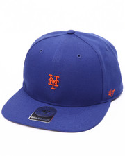 Men - New York Mets Centerfield '47 CAPTAIN Snapback Cap