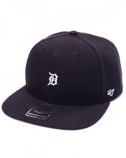 Men - Detroit Tigers Centerfield '47 CAPTAIN Snapback Cap
