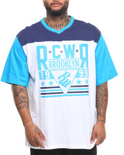 Big & Tall - Roc & Rumble S/S Crew Tee (B&T)