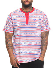 Enyce - Aztec Pocket Henley (B&T)