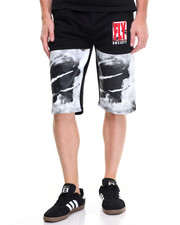 Shorts - Fly Blurred Sweat Short