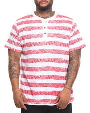 Enyce - Pledge of Allegiance Henley (B&T)