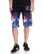 Shorts - Fly Cloud Sweat Short