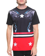 Hudson NYC - Star Stallion S/S Tee