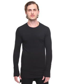 -FEATURES- - Lorimer L/S Tee w Thumb Slits