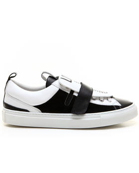 -FEATURES- - Love Moschino Low w Velcro Strap