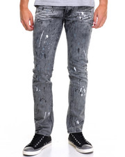 Buyers Picks - Black Paint Splatter Jean