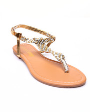Sandals - Braided Thong Sandal