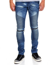 Buyers Picks - MOSSBERG ULTRA - MOTO DENIM JEANS