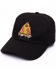 Hats - Large Pizza Strapback Hat