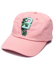 Hats - Green Claw Strapback Hat