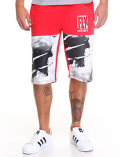 Men - Fly Blurred Sweat Short