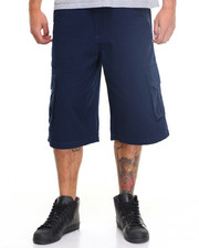 Enyce - Belted Twill Cargo Short
