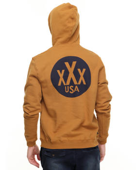 -FEATURES- - Dotted Hoodie