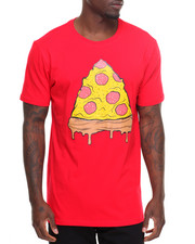 Men - Large Pizza S/S Tee