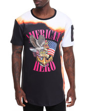T-Shirts - American Hero S/S Tee