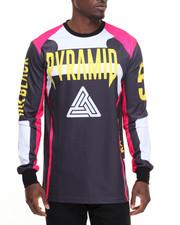 Shirts - B P Racer L/S Tee