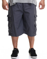 Shorts - Belted Baby Ripstop Cargo Short