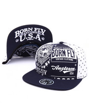 Men - Dragonfly Snapback Cap