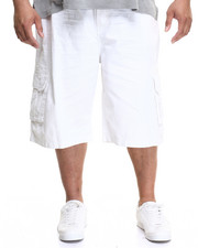 Enyce - Belted Twill Cargo Short (B&T)