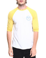 T-Shirts - Wheeler 3/4 Sleeve Tee