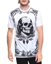 Men - Mega One Rhinestone S/S Tee