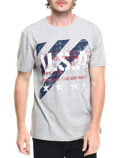 Men - USA Stripe T-Shirt
