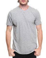 T-Shirts - Solid V-Neck Tee