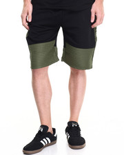 Shorts - Moto Sport Blocked Short