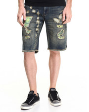 Men - Kakadu Denim Shorts