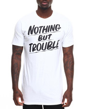 Men - REASON X BARON VON FANCY NOTHING BUT TROUBLE TEE