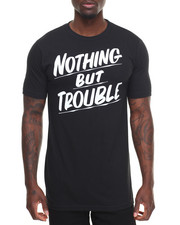 T-Shirts - REASON X BARON VON FANCY NOTHING BUT TROUBLE TEE