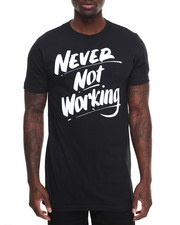 Men - REASON X BARON VON FANCY NEVER NOT WORKING TEE