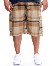 Men - Third Match Cargo Short (B&T)