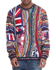 COOGI - Coogi Flag LTD Authentic Sweater (B&T)