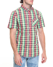 LRG - Burt McGirt S/S Button-Down
