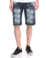 Men - Denim Shorts