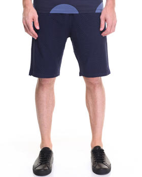 -FEATURES- - Glazed FLEECE Short