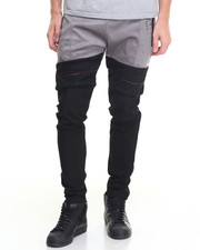 Jeans & Pants - V + R Mixed - Media Joggers