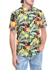 LRG - Toucan Do It S/S Button-Down