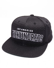 The Hundreds - Player Mesh Snapback Cap