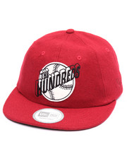 The Hundreds - The Hundreds Hitter New Era Strapback Cap