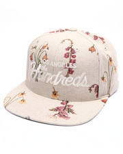 The Hundreds - Team Linen Snapback Cap