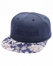 The Hundreds - Team Floral Snapback Cap
