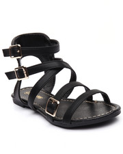Women - 3-Buckle Gladiator Sandal