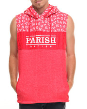 Parish - S/L Hoody