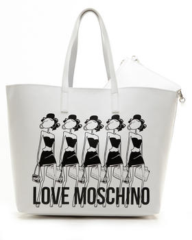 -FEATURES- - LOVE MOSCHINO TOTE
