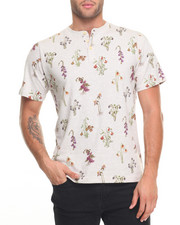 T-Shirts - Well Henley Tee