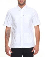 The Hundreds - Chavez Guayabera S/S Button-down